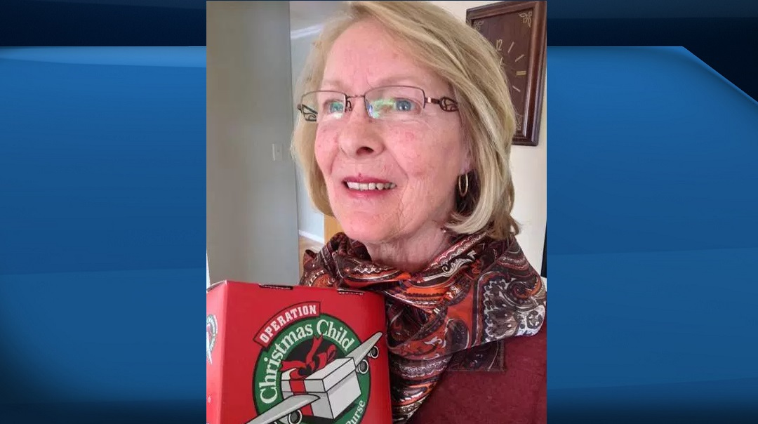 Kay Cossar is shown in Burgeo, N.L. on Thursday, May 12, 2016.A Newfoundland woman ousted as a volunteer leader for a children's charity because she supports gay marriage and abortion says support for her stance is overwhelming.