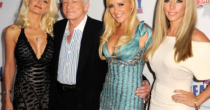 Kendra Wilkinson Bashes Holly Madison For Saying She Was In Fear Living In Playboy Mansion National Globalnews Ca