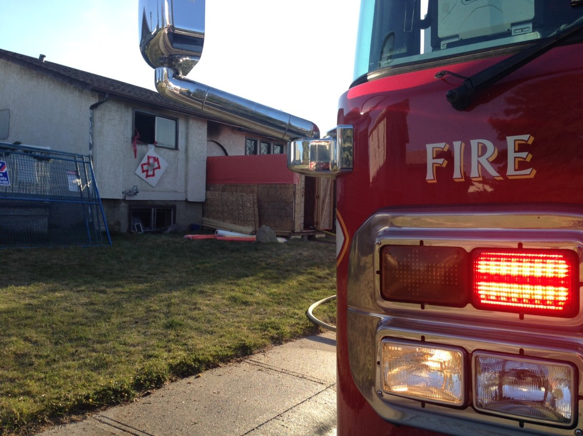 An investigation is underway after firefighters were called to another suspicious fire at a home in Marlborough.