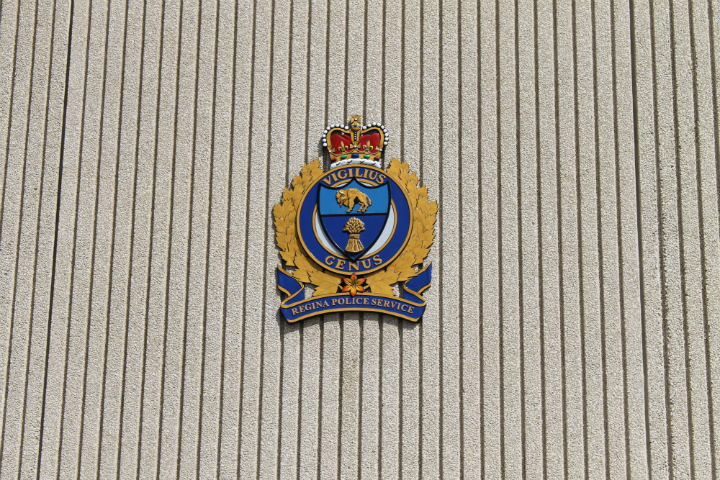 Regina man crashes stolen taxi cab into tree, police say - image