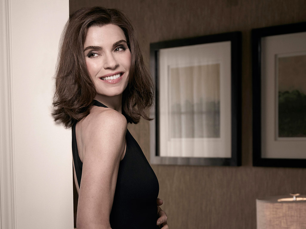 Julianna Margulies on 'The Good Wife'