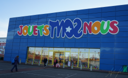 Continue reading: Jouets Sont Nous or Toys R Us? Montrealer's artistic take on Quebec store signs