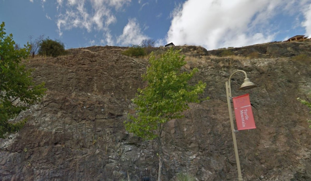 Police say a 32-year-old Vernon man, known to free climb on Turtle Mountain, fell to his death. His body was found on Saturday.