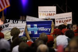Continue reading: Hillary Clinton, Donald Trump work toward party unity