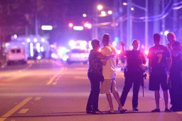 Continue reading: Orlando shooting: 50 people killed, 53 injured at gay nightclub in Florida