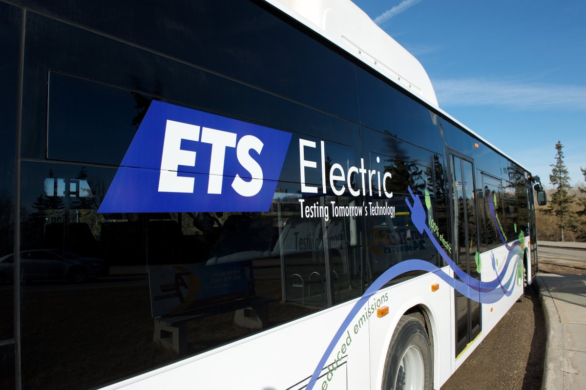 The City of Edmonton is looking to bring back the electric bus to city streets, without the need for overhead wires.