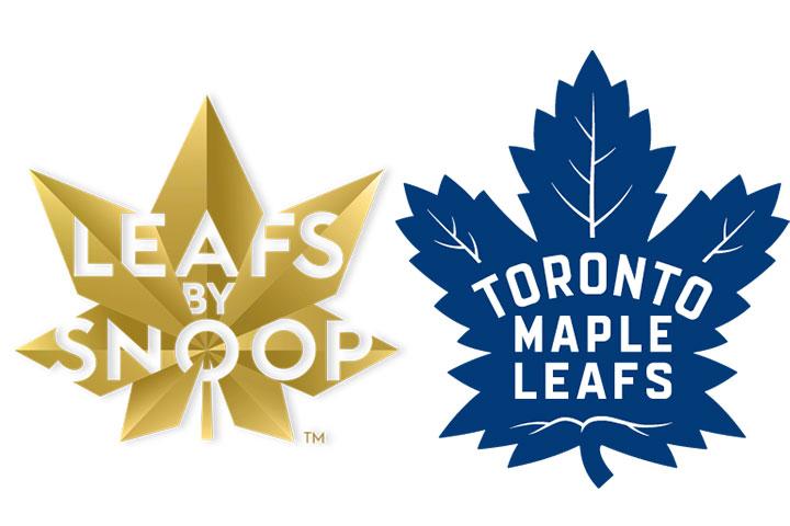 Toronto Maple Leafs seek trademark challenge against Snoop Dogg pot logo - image