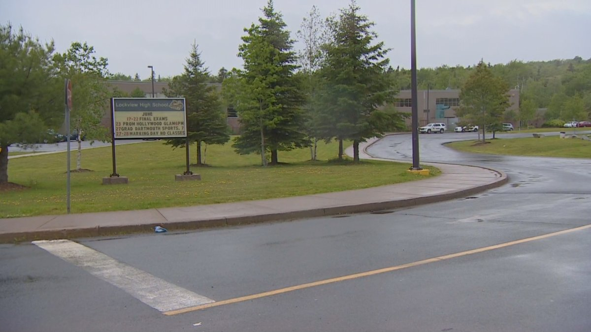 Lockview High School is one of ten schools in the Halifax Regional School Board that is privately owned, but publicly operated. The province is deferring a decision on what to do with the schools when the leases expire.