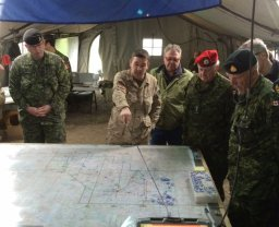 Continue reading: Largest Canadian Armed Forces military training exercise underway in Wainwright