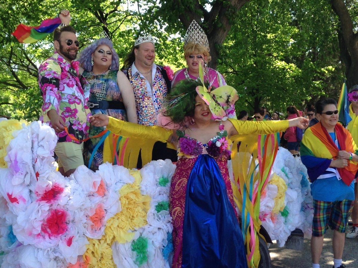 pride parade in winnipeg