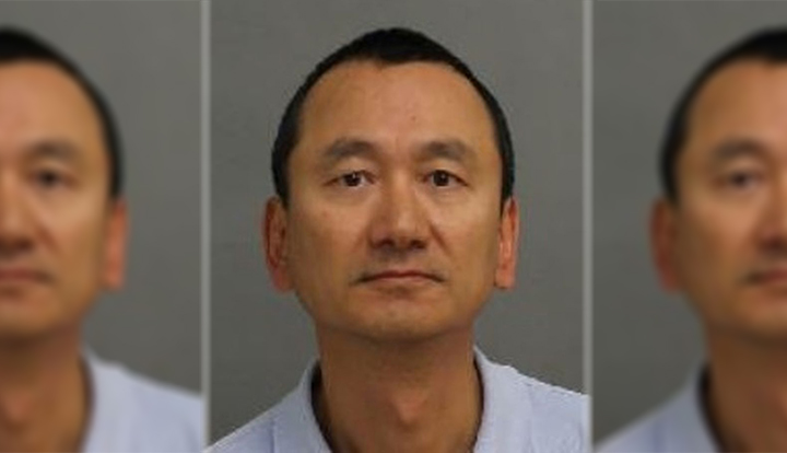 Francis Li, 53, faces one count of sexual assault.