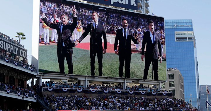 Tenors O Canada Flap 5 Other Notable Anthem Mishaps National Globalnews Ca