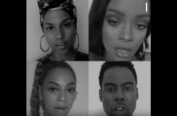 Continue reading: Beyonce, Rihanna among stars in '23 ways you could be killed if you are black in America' racial justice video