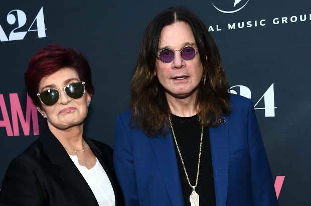 Sharon Osbourne caught Ozzy cheating by reading his emails - image