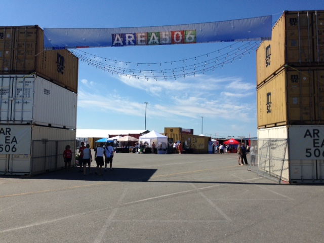 FILE: Saint John will once again host the Area 506 Festival during the New Brunswick Day long weekend.