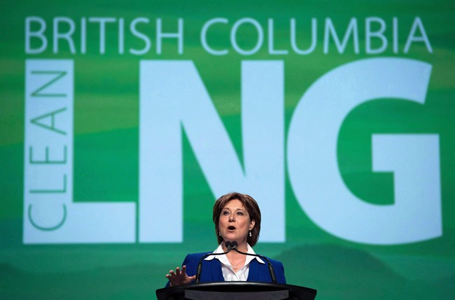 'Dark cloud' over LNG in B.C. after project delay in Kitimat - image