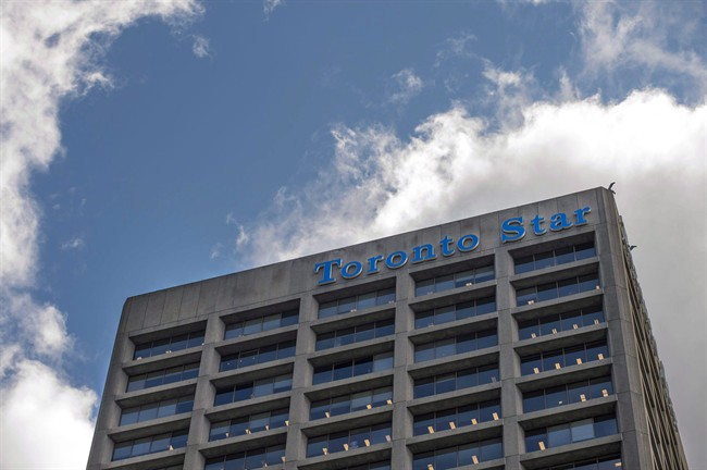 The parent company of the Toronto Star is laying off more than 50 people.