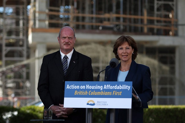 The B.C. Liberals have been hesitant, for years now, to dramatically increase the annual budget of pretty well anything.