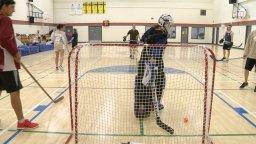 Continue reading: Sask. film crew earns world record for longest marathon ball hockey game