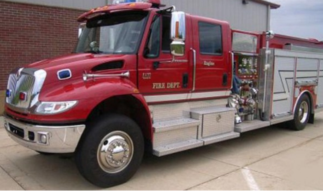 Florence fire chief says their current truck has broken down three times in last two months, while on call.