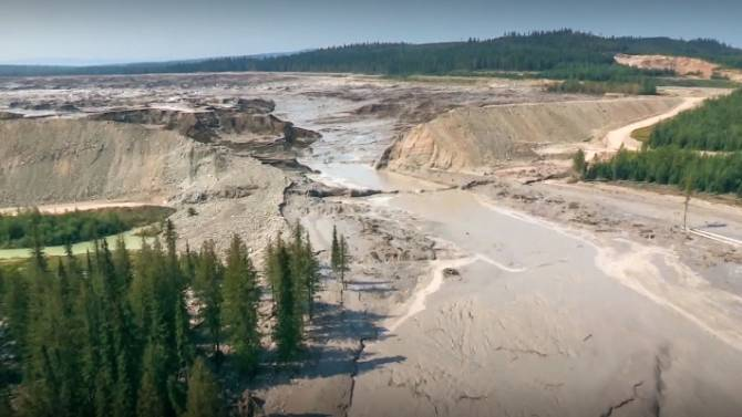 Mount Polley mine owner sues over dam design - image