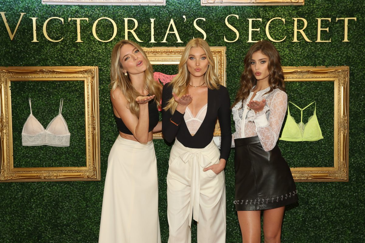 """A lot of ladies are kissing their bras goodbye, which may be what prompted lingerie giant Victoria's Secret to introduce the less cumbersome option of the """"bralette"""" this past spring."""