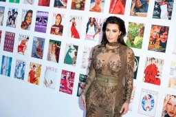 Continue reading: Kim Kardashian on Forbes cover: 'Not bad for a girl with no talent'