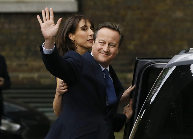 Former Prime Minister David Cameron has announced he will step down from his position in Parliament.