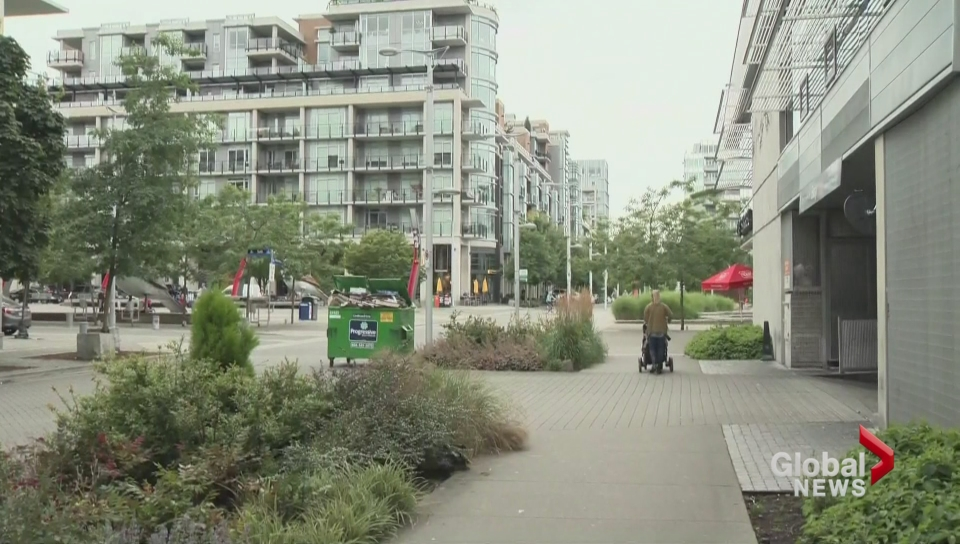 Young families say their generation has been priced out of the Vancouver condo market, making it impossible to get housing anywhere near the city.