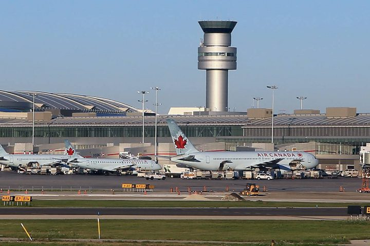 Officials at Toronto Pearson International Airport have announced there will be an increased security presence after Saturday's attack in London.