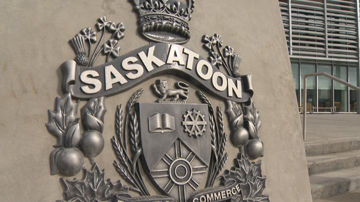 A generic photo of the exterior of Saskatoon Police Service headquarters.