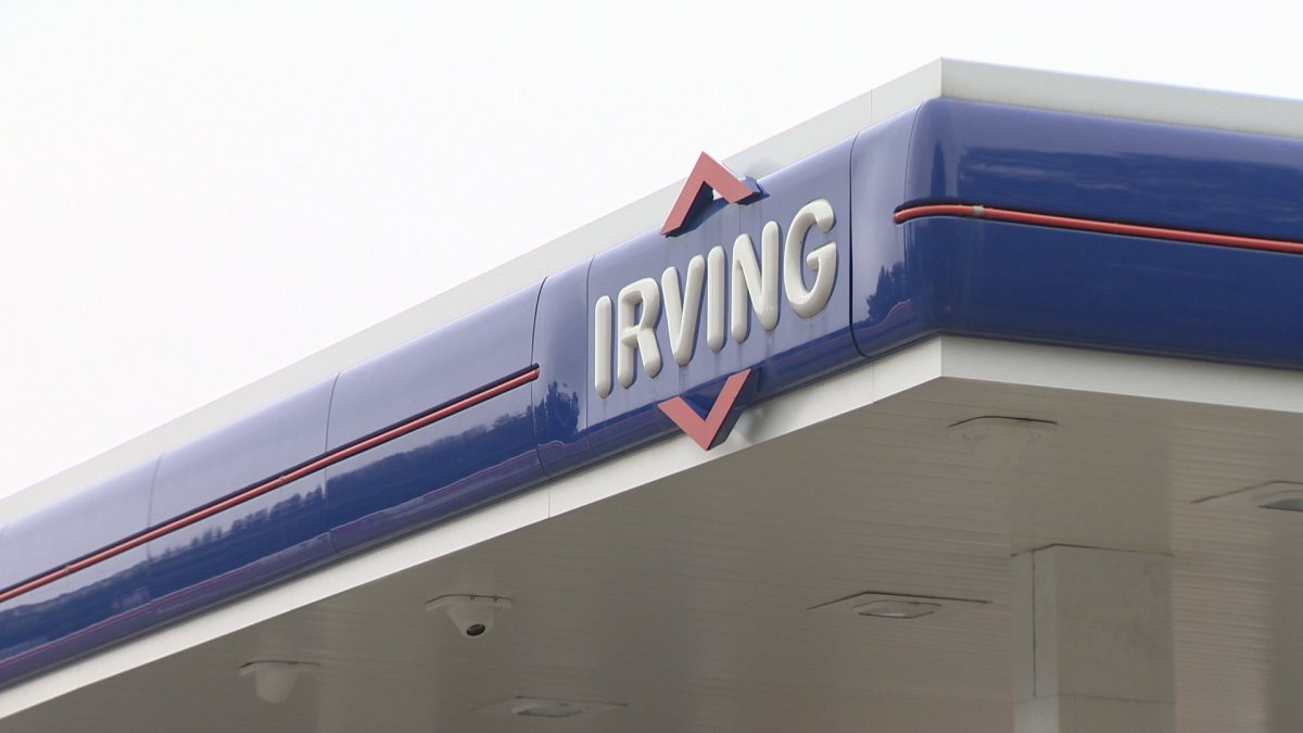 Halifax police are investigating a robbery at an Irving gas station in Dartmouth.