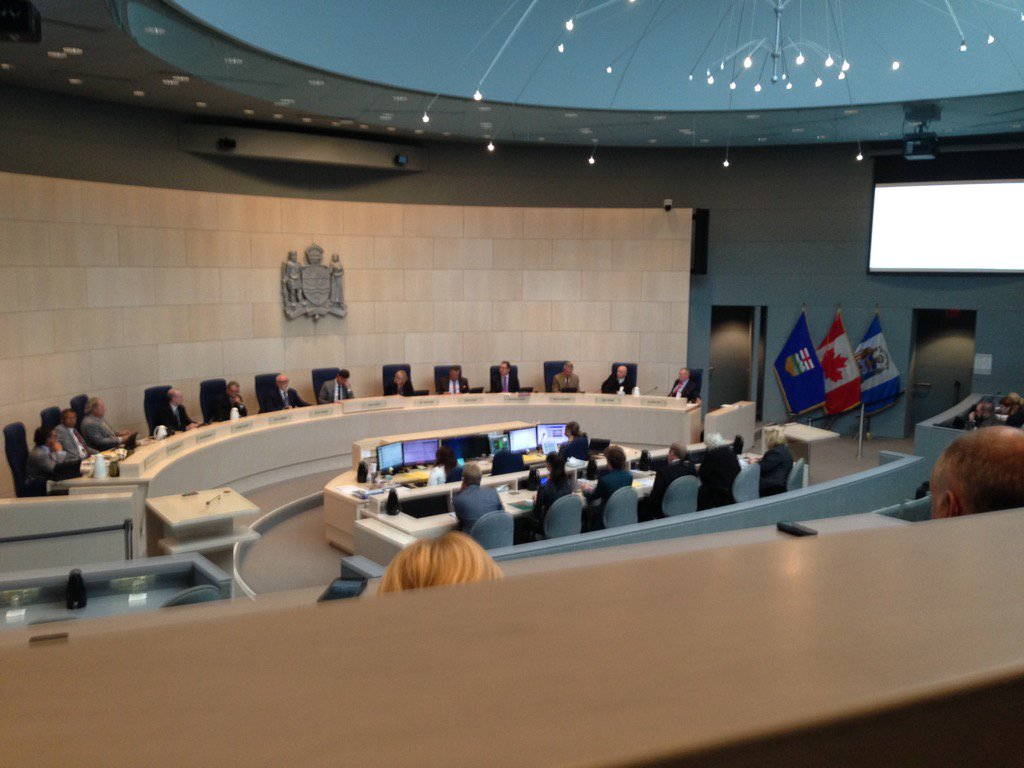 Edmonton City Council debates supporting the youth council's letter to province to consider lowering voting age.