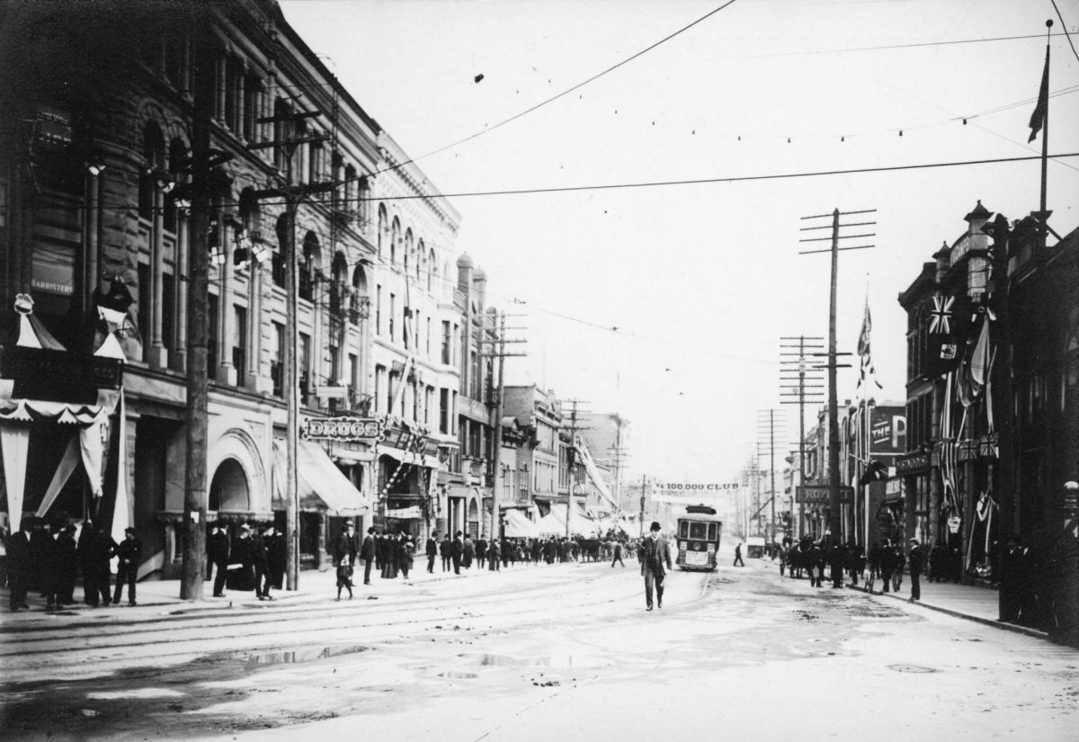 Historic video shows Vancouver and Victoria in the early 1900s - image