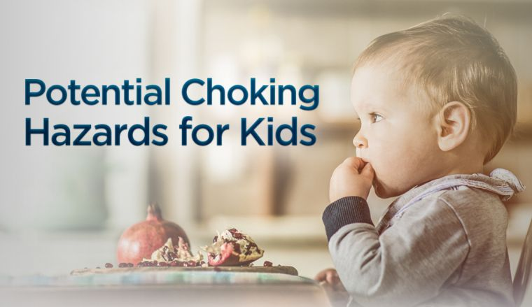 Here's a look at some foods that could be hazardous for young kids.