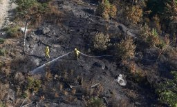 Continue reading: Wildfire burns 15 hectares, winds blow smoke in Nova Scotia's Yarmouth County
