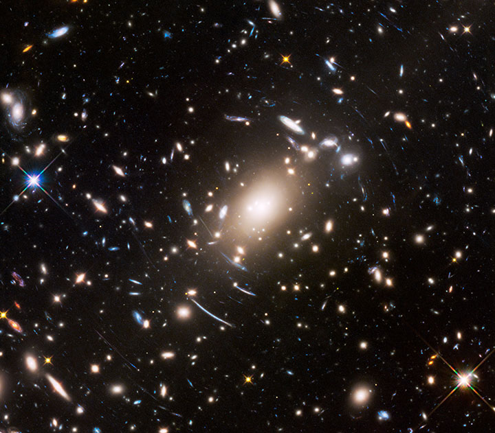New estimates put the number of galaxies in our universe up from 200 billion to about 2 trillion.