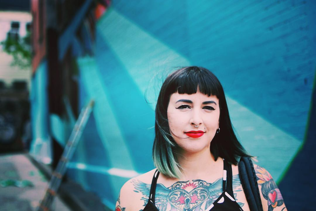 Melanie Maxine Doucet said security didn't do much after she experienced date rape drug symptoms at Osheaga on Friday, July 29, 2016.