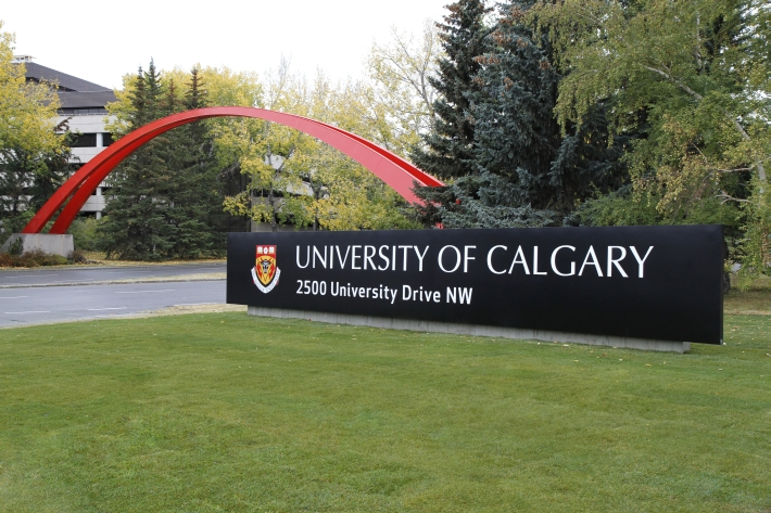 A former University of Calgary student may lose his master's degree over plagiarism.