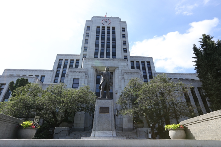 The City of Vancouver says it is providing funding for a permanent position to lead a program aimed at supporting people who have survived overdoses.