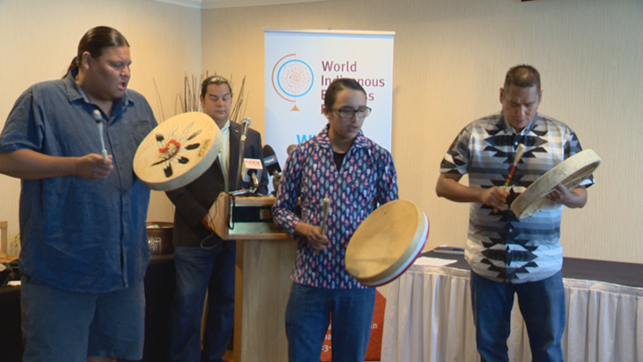 The seventh annual World Indigenous Business Forum is being held in Saskatoon, with up to 1,000 delegates expected to attend.