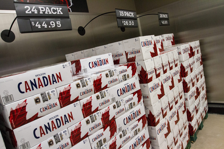 Saskatchewan residents will be paying the most for certain sizes of beer across the country this year. This comes after the province raised the price of alcohol in their 2017-18 budget.