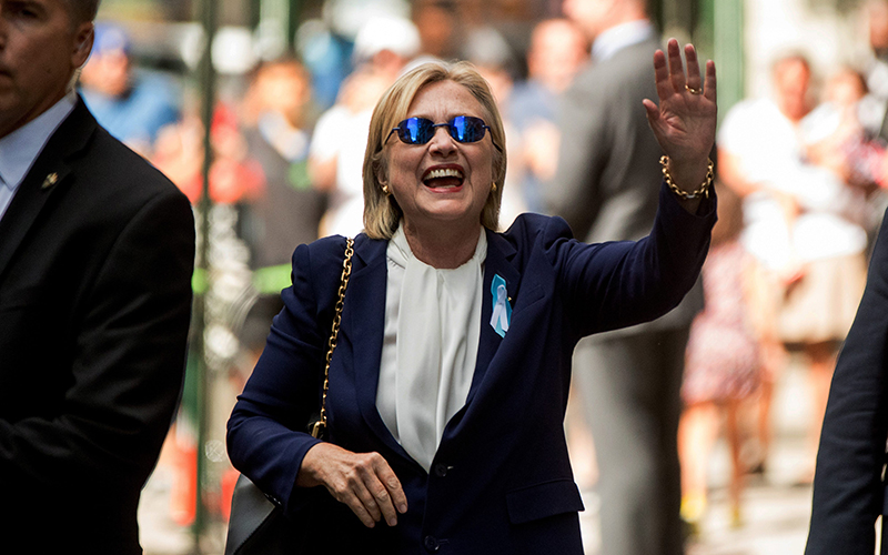 A Hillary Clinton body double? Debunking the conspiracy theory - National |  Globalnews.ca