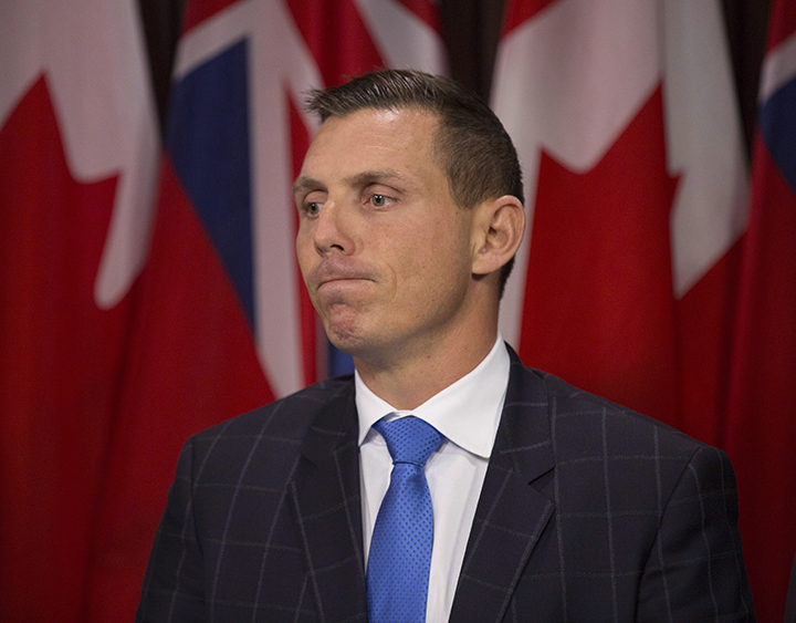 Patrick Brown Brown's dream of victory died Wednesday night; whether Ontario's PCs can achieve it under a new leader remains an open question.