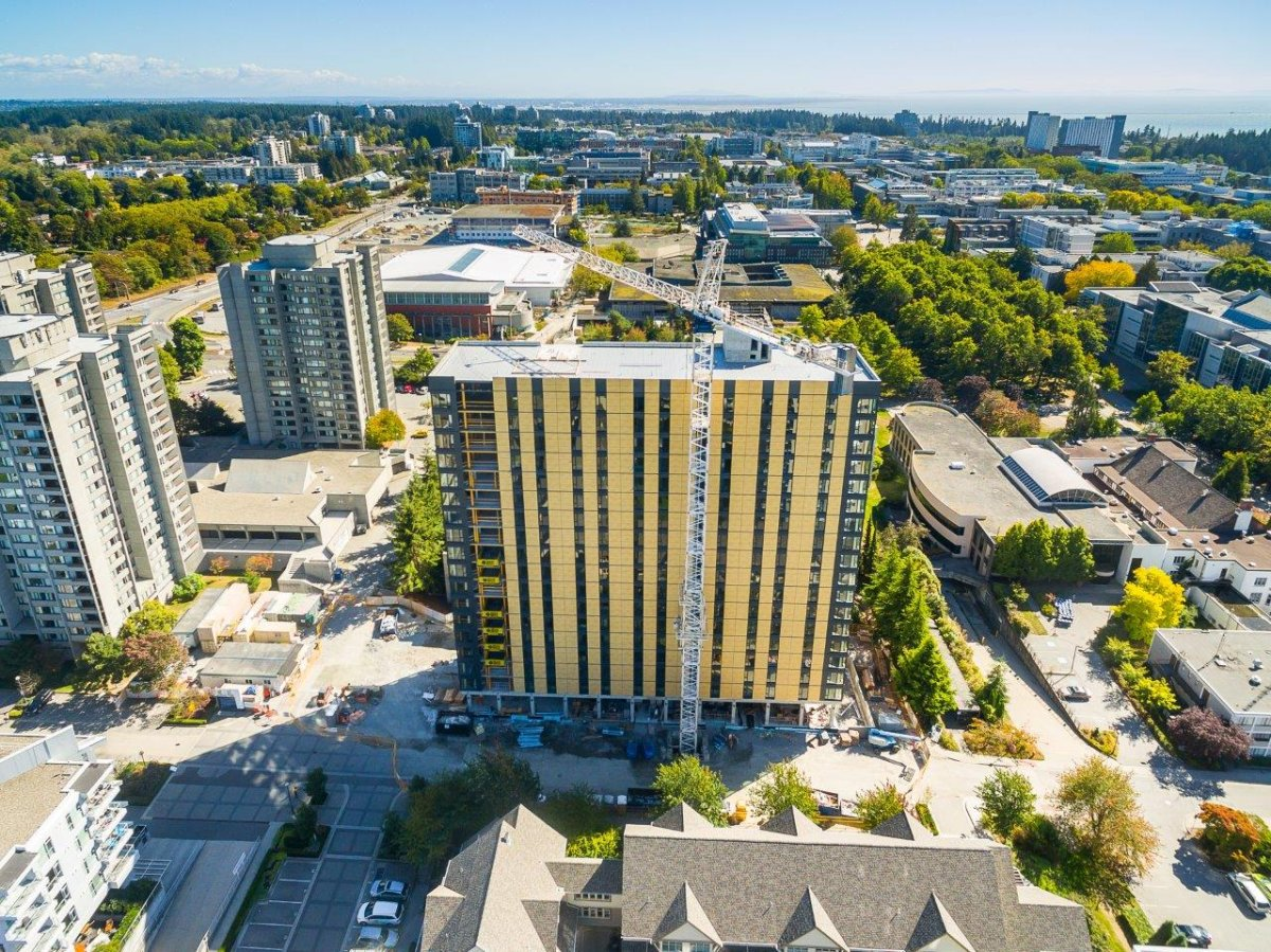 World's tallest wood building completed at UBC - image
