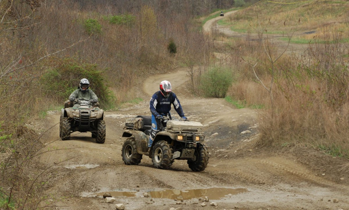 More than 2,800 Canadians were hospitalized after ATV accidents last year.