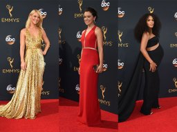 Continue reading: Emmys 2016 red carpet: A full recap of the night's best and worst fashion