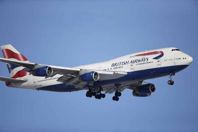 British Airways is suspending some Calgary to London routes.