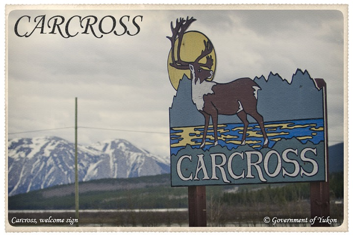 Royal Visit 2016: Carcross boasts connection to Klondike Gold Rush, Donald Trump - image