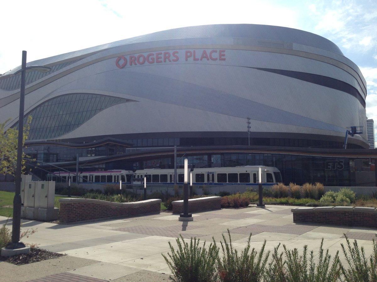 Rogers Place is now officially open in downtown Edmonton.